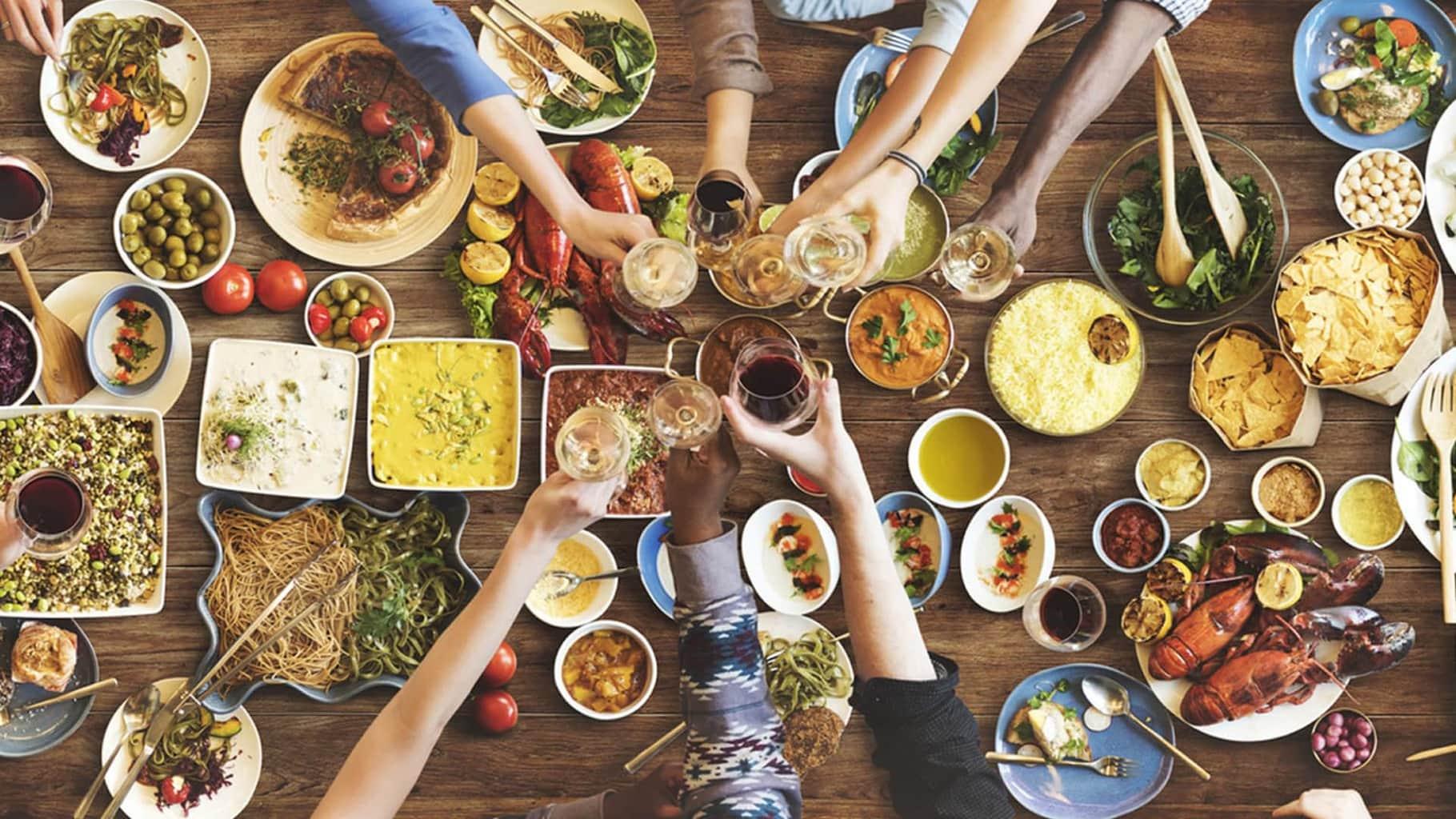 Kulinarische Glanzstücke