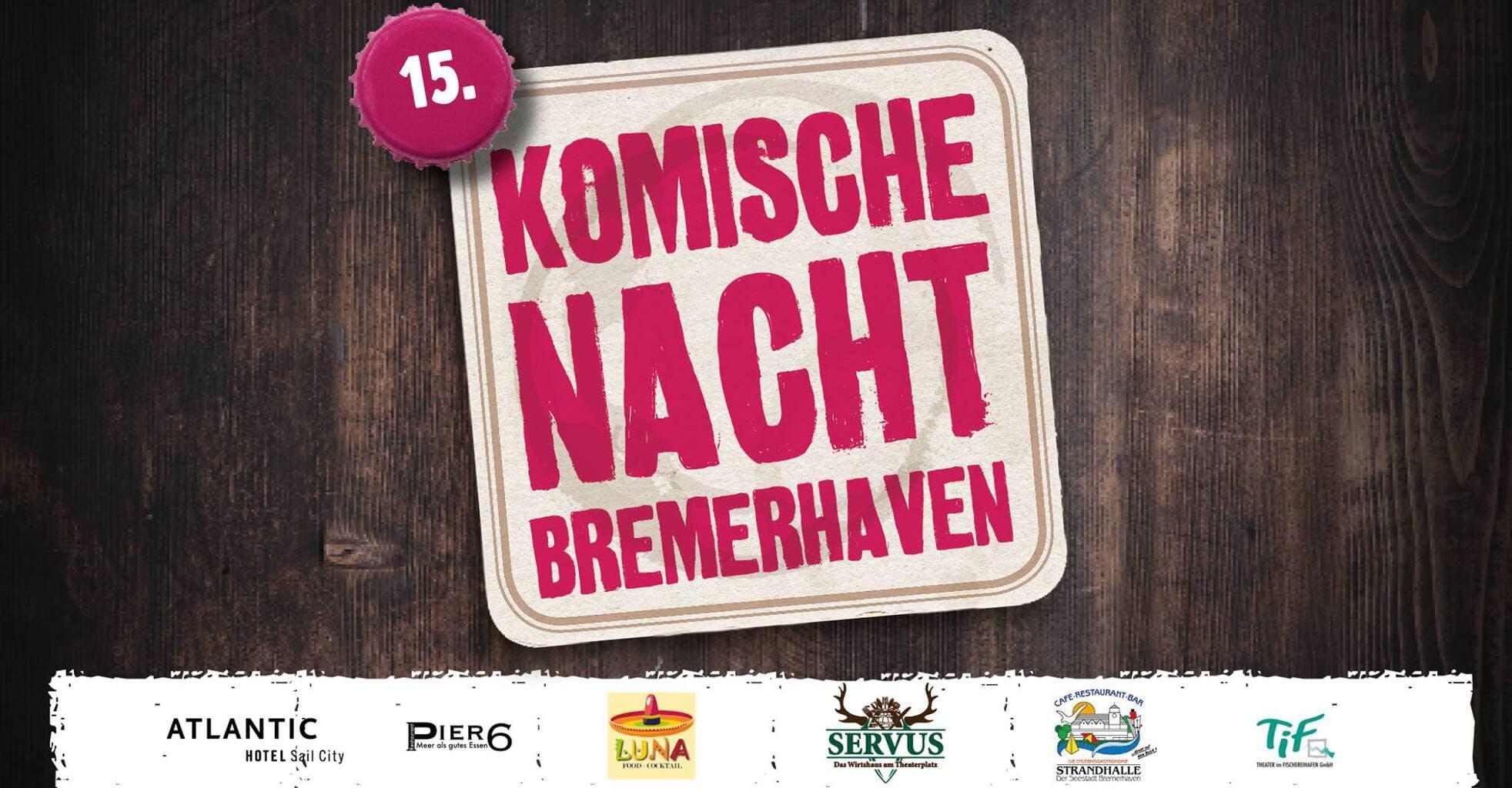 Komische Nacht Bremerhaven 2019