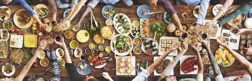 Wochenkarte abonnieren, bestellen und essen